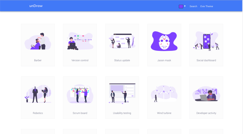 Website Vektor Gratis | Image 1